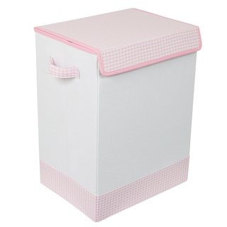BirdRock Home Baby Clothes Hamper with Lid