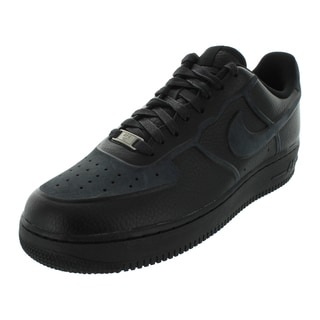 Nike Air Force Prm Skive Tec Vt Basketball Shoes (Black/Black)