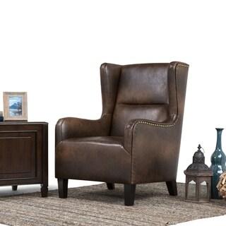 WYNDENHALL Manford Wingback Chair