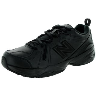 New Balance Men's 608V4 Black Training Shoe