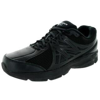 New Balance Men's 847V2 Black Training Shoe