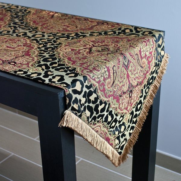 Merveilleux Sherry Kline Tangiers Luxury Table Runner