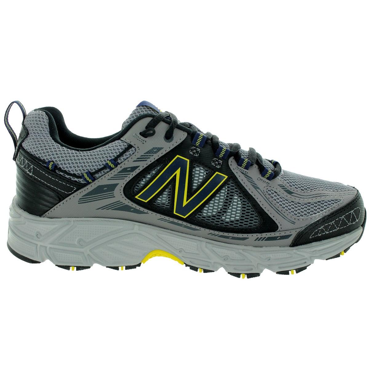 Shop New Balance Men's 510V2 Grey With