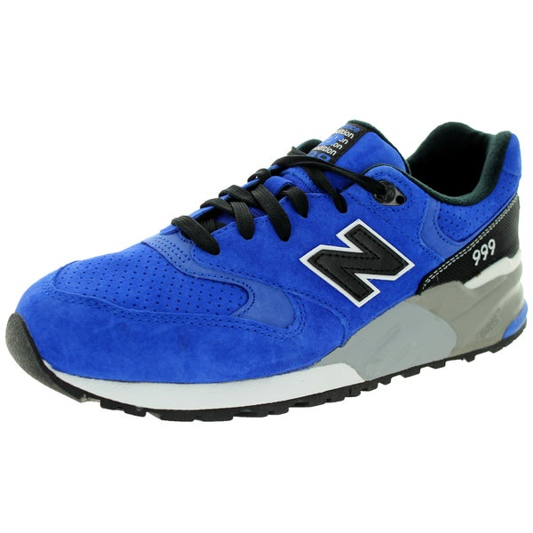 timeless design baafe c69e2 ... Men s Athletic Shoes. New Balance Men  x27 s 999 Elite Edition Classics  Blue Black Grey