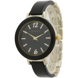 Chic Ceramic Inspired Bracelet Watch