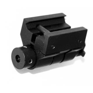 Trinity Weaver Mounted Red Laser for Tactical Paintball Guns
