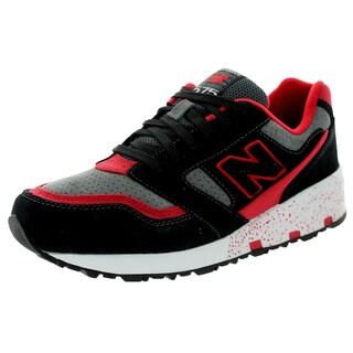 New Balance Men's Elite 575 Red/Black/Grey Running Shoe