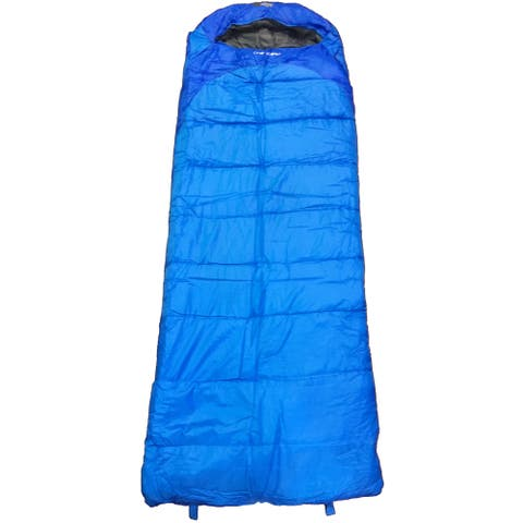 Moose Country Gear Men's The West 40-degree Sleeping Bag