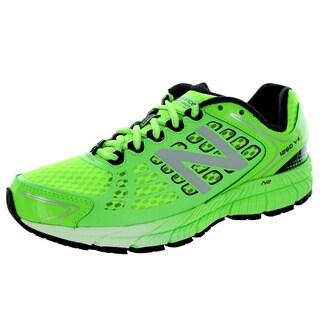 New Balance Men's 1260V4 Green/Black Running Shoe