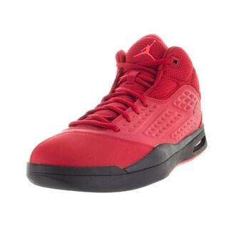 Nike Jordan Men's Jordan New School Gym Red/Infrared 23/Black Basketball Shoe