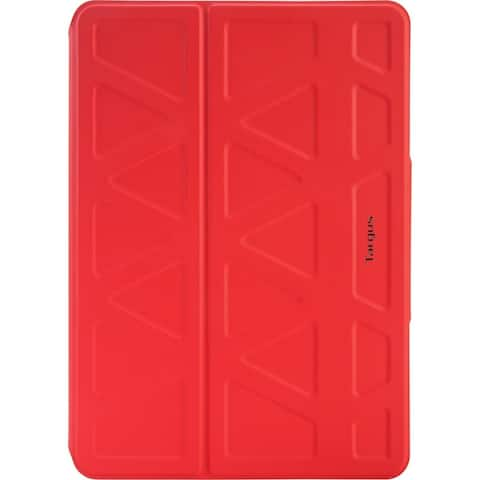 "Targus 3D Protection THZ63503GL Carrying Case (Folio) for 9.7"" iPad Pro - Red"
