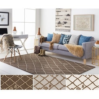 Hand-Tufted Tully Wool Rug (8' x 10')