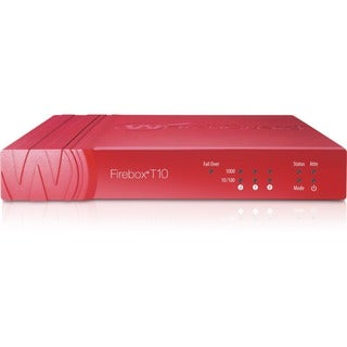 WatchGuard Firebox T10 with 3-yr Total Security Suite (US)