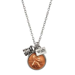Year To Remember Penny Wish Necklace|https://ak1.ostkcdn.com/images/products/12338319/P19168844.jpg?impolicy=medium