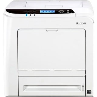 Ricoh SP C340DN Laser Printer - Color - 1200 x 1200 dpi Print - Plain