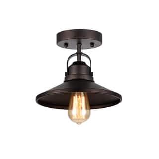 Buy Semi-Flush Mounts Flush Mount Lighting Online at Overstock.com ...