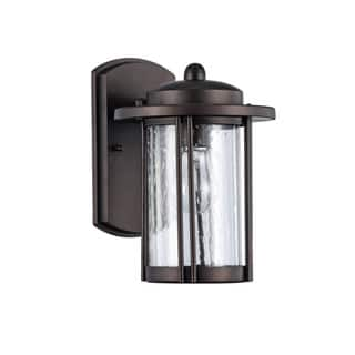 Chloe Transitional 1-light Oil Rubbed Bronze Outdoor Wall Sconce|https://ak1.ostkcdn.com/images/products/12341300/P19171213.jpg?impolicy=medium