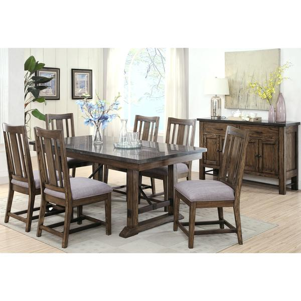 Dining Room Sets With Buffet: Shop Architectural Industrial Rustic Design Buffet Dining