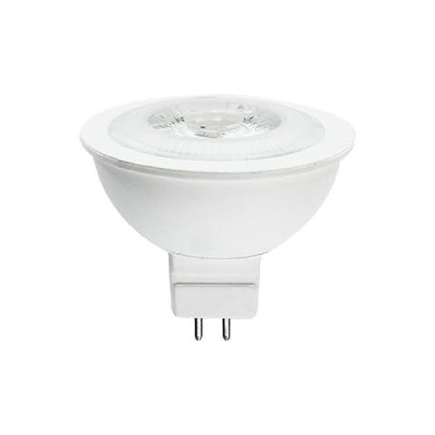 GOODLITE®, MR16 LED 7-watt (50-Watt Replacement), 40° Flood, CRI90+, 550 lumen, Spot Light Bulb, Dimmable, UL-Listed PACK OF 10