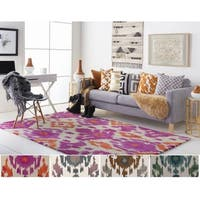 Hand-Tufted Yonge Wool Area Rug