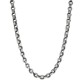 24-inch Stainless Steel Link Chain