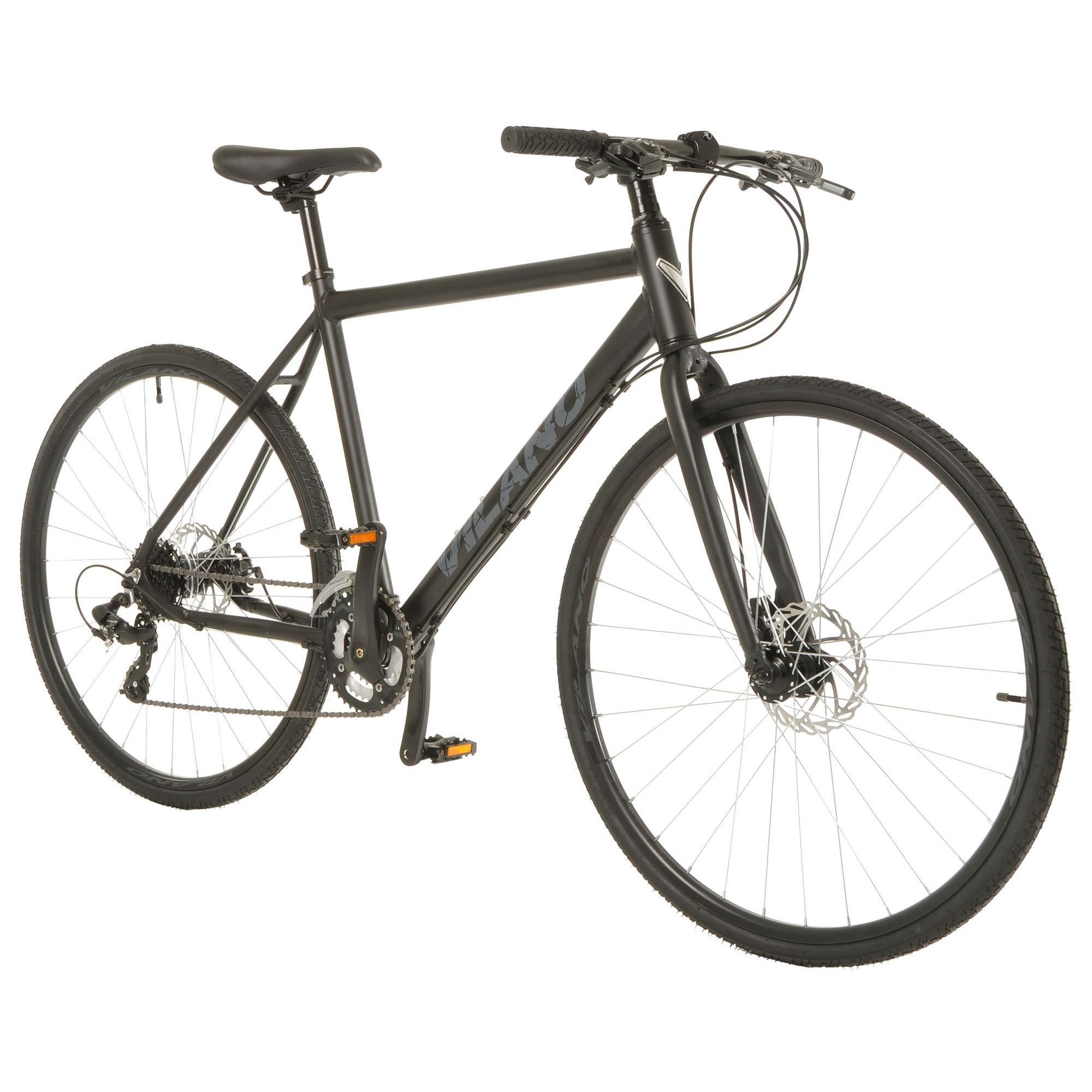 Vilano Diverse 3.0 Performance Hybrid 24-speed Road Bike ...