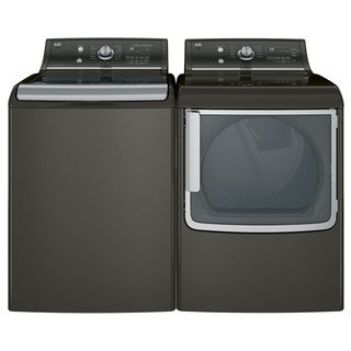 GE Washer and Electric Dryer Pair