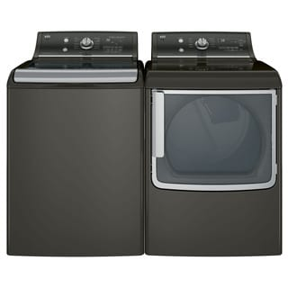 GE Washer and Gas Dryer Pair