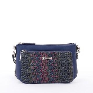 Joanel Tapestry Shoulder Handbag