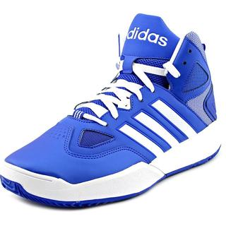 Adidas Men's 'Cloudfoam Thunder MId' Faux Leather Athletic Shoes