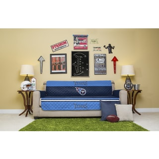 Tennessee Titans Licensed NFLSofa Protector
