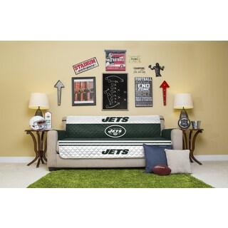 Licensed NFLNew York Jets Polyester Sofa Protector