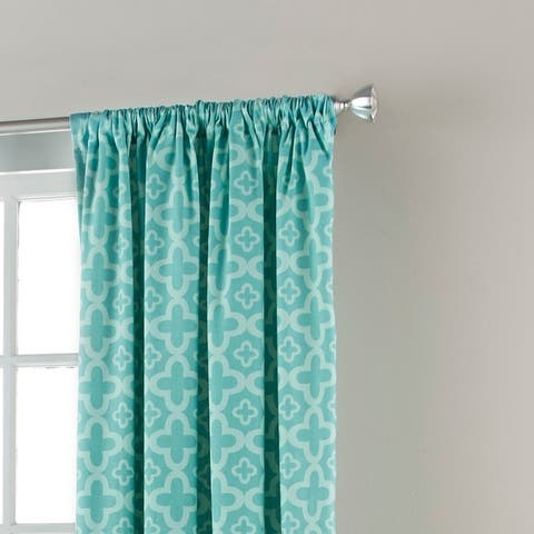 Nanshing Alex 54 x 84-inch Rod-pocket Single Curtain Panel