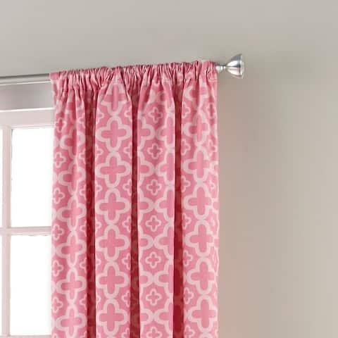 Nanshing Alex 54 x 84-inch Rod-pocket Single Curtain Panel