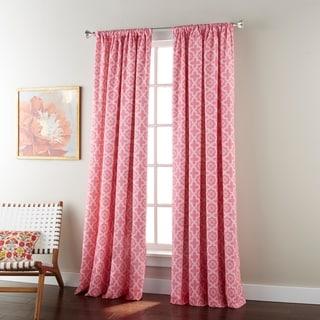 Alex Rod Pocket 84-inch Curtain Panel
