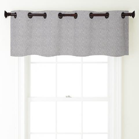 Nanshing Fuller 54 x 18-inch Grommet-top Curtain Valance - 54 x 18