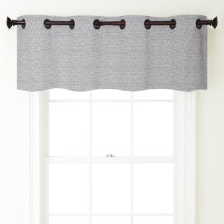 Nanshing Fuller 54 x 18-inch Grommet-top Curtain Valance - 54 x 18