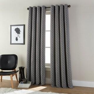 Nanshing Harrison 54 x 84-inch Grommet-top Single Curtain Panel - 54X84