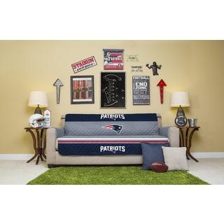 Licensed NFLNew England Patriots Sofa Protector