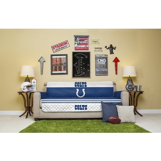 Indianapolis Colts Licensed NFLSofa Protector