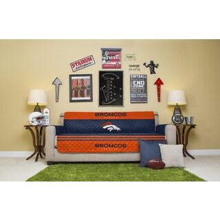 Denver Broncos Licensed NFLSofa Protector