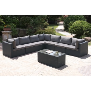 Arinsal 7-piece Patio Sectional Sofa