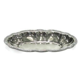 Elegance Oblong Bowl with Chatons