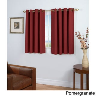 Laurel Creek Brock Short Length Curtain Panel (More options available)