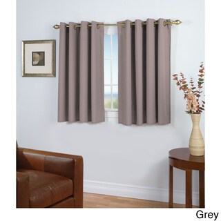 Laurel Creek Brock Short Length Curtain Panel (More options available)