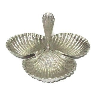Elegance Shell Triple dish
