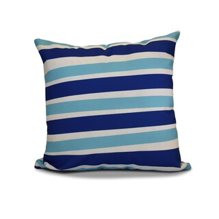 26 x 26-inch Stripes Stripe Holiday Print Pillow