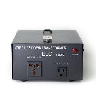 2000-watt Voltage Converter Transformer