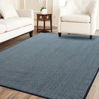 Power-loom Tiger Eye Kari Sisal Rug - 8' x 10'