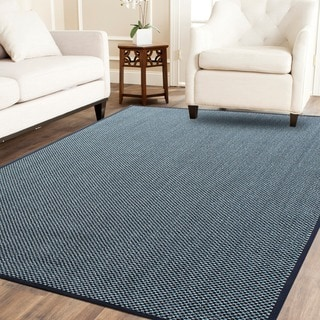 Power-loom Tiger Eye Kari Sisal Rug (5' X 8')